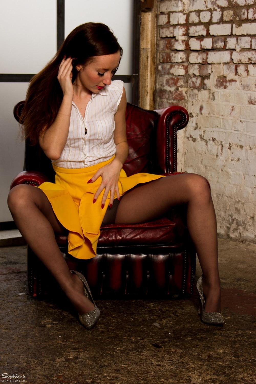 Britain s best assets stockings high heels an
